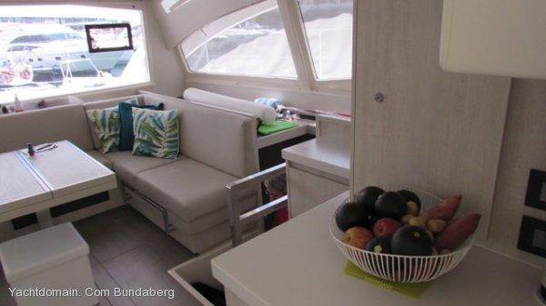 Leopard Catamarans 48