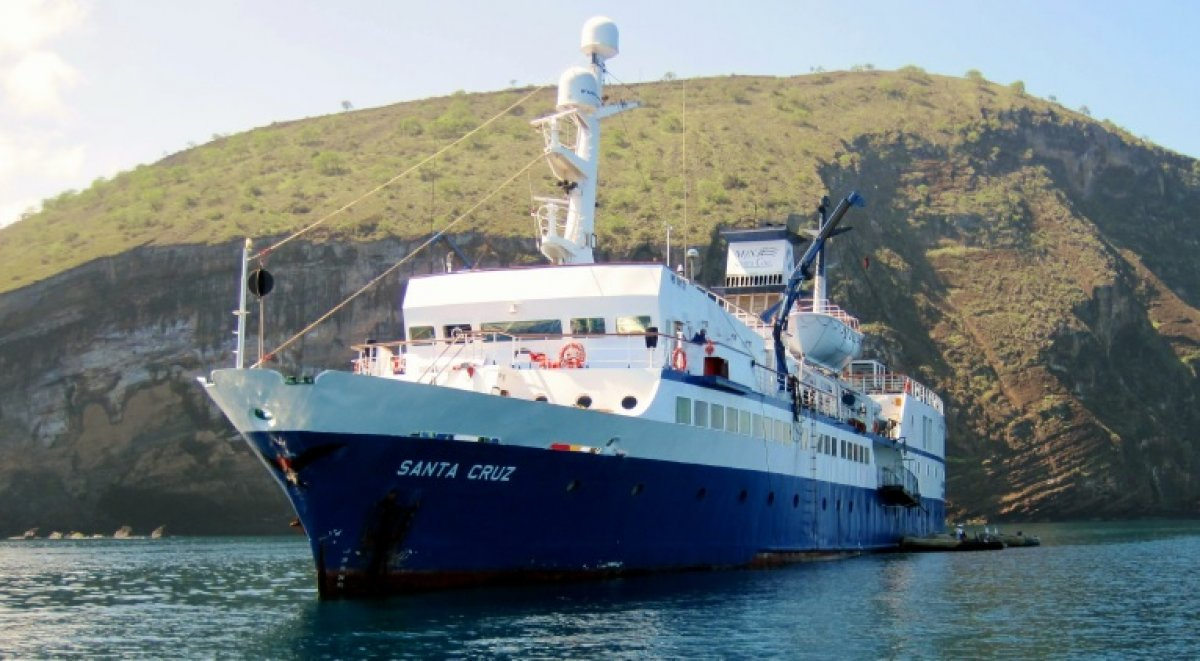 72m First Class Boutique Cruise Liner- Price Reduc