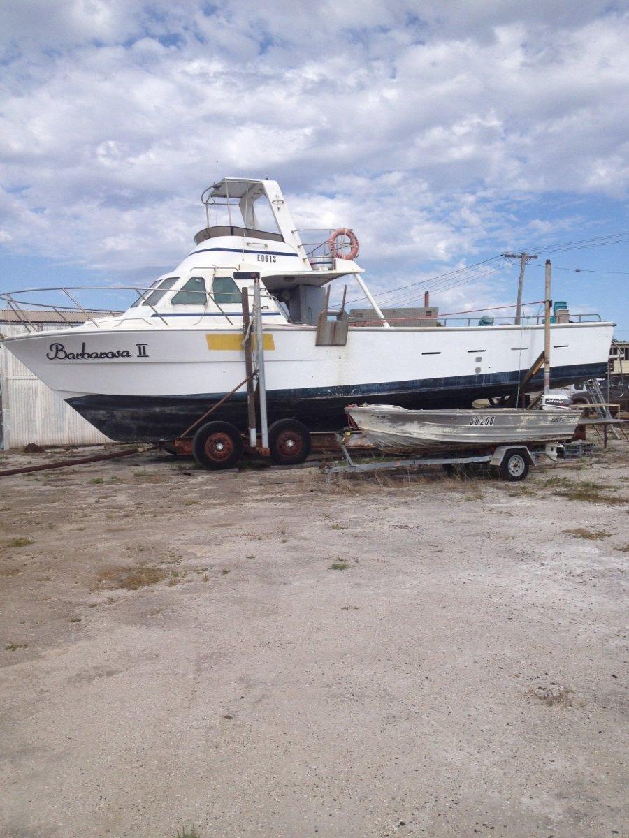 Randell Cray Boat Mark 3