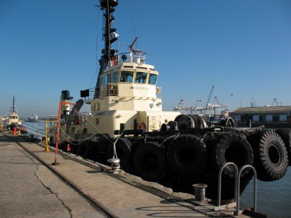 34m Z-Peller Tug With Fifi - Price Reduced!