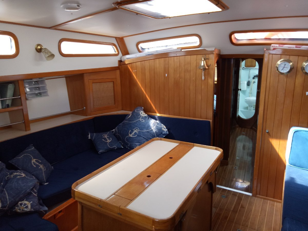 Adams 45 Steel Hull Cruiser