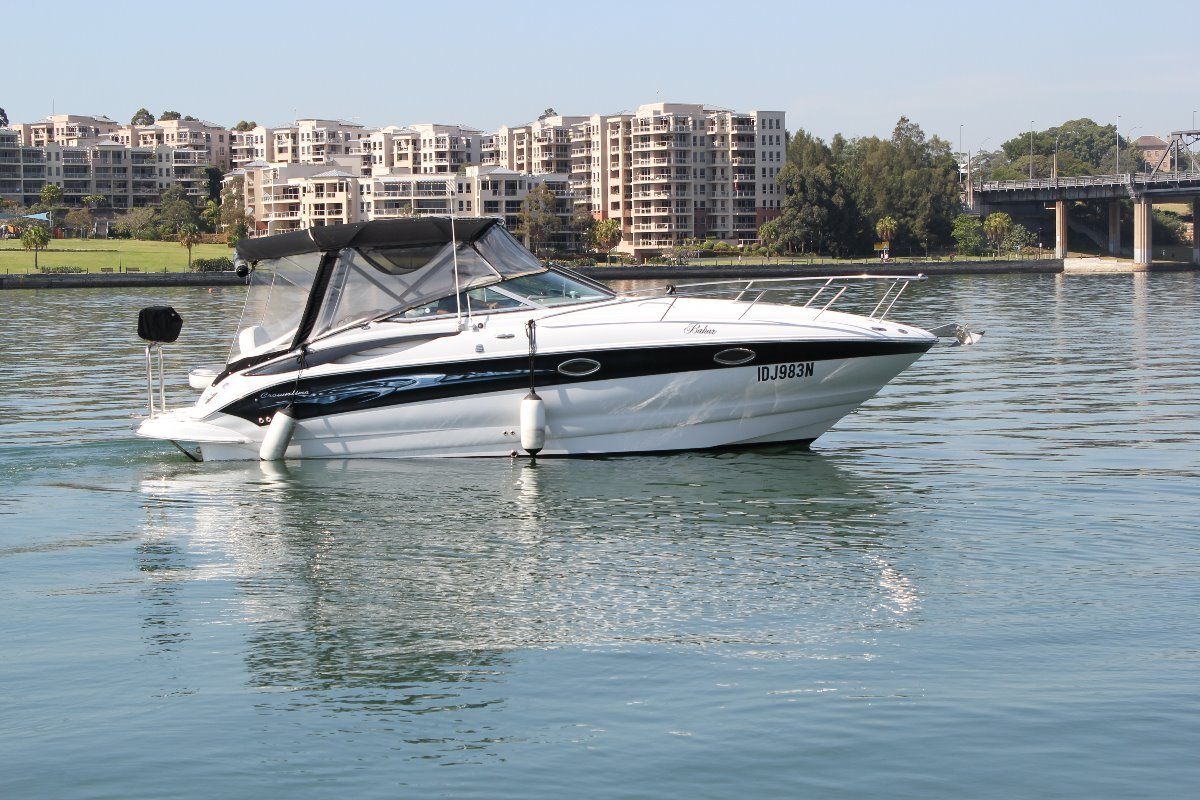 Crownline 270 Cr 2008 with 160 hours