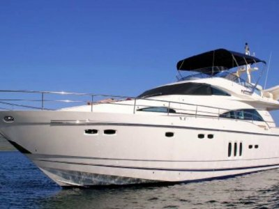 Fairline Squadron 68 MAN