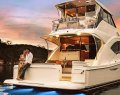 New Riviera 57 Enclosed Flybridge