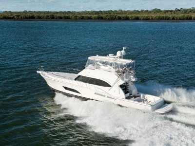 Riviera 63 Open Flybridge