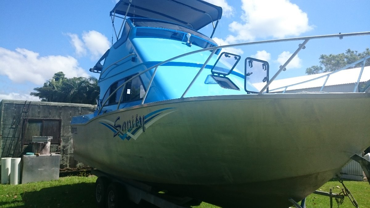 Cairns Custom Craft Sportfisher