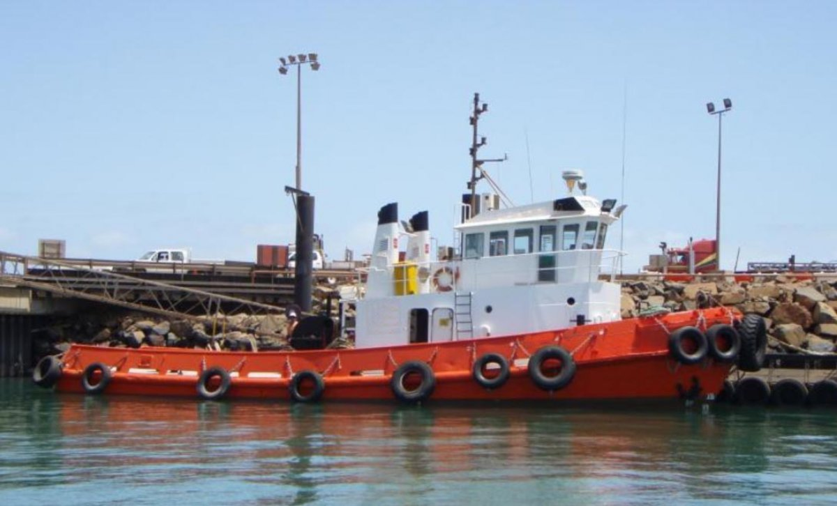 20m 22TBP Twin Screw Tug