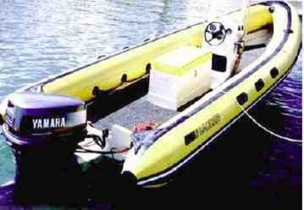 New Lancer RD 600 Rib Deep Vee - Chase