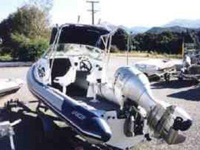 New Lancer RD 600 Rib Deep Vee - Cuddy Cabin