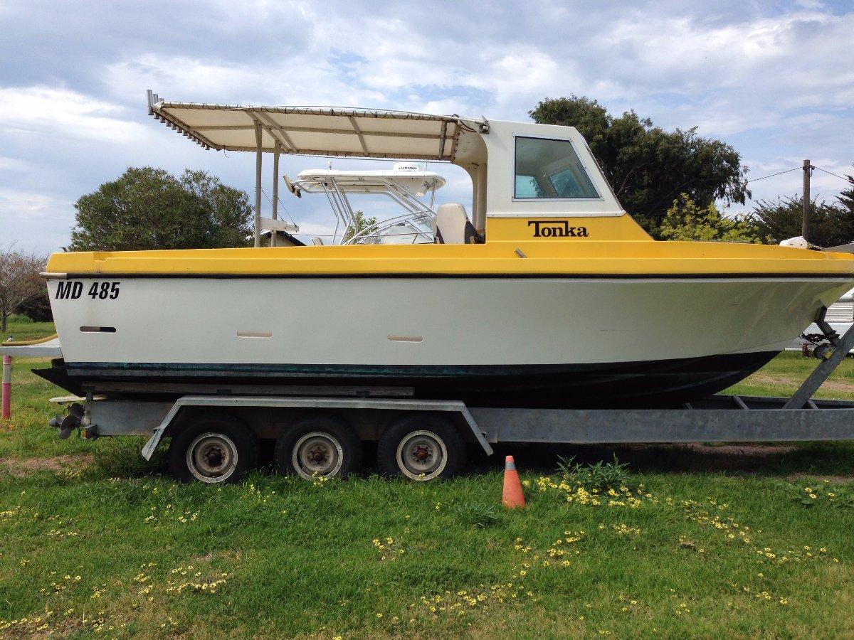 Chivers Commander similar to Randell - Fishing Diesel