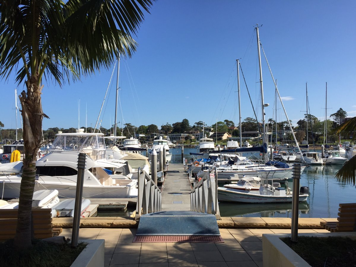 Marina Berths for Lease