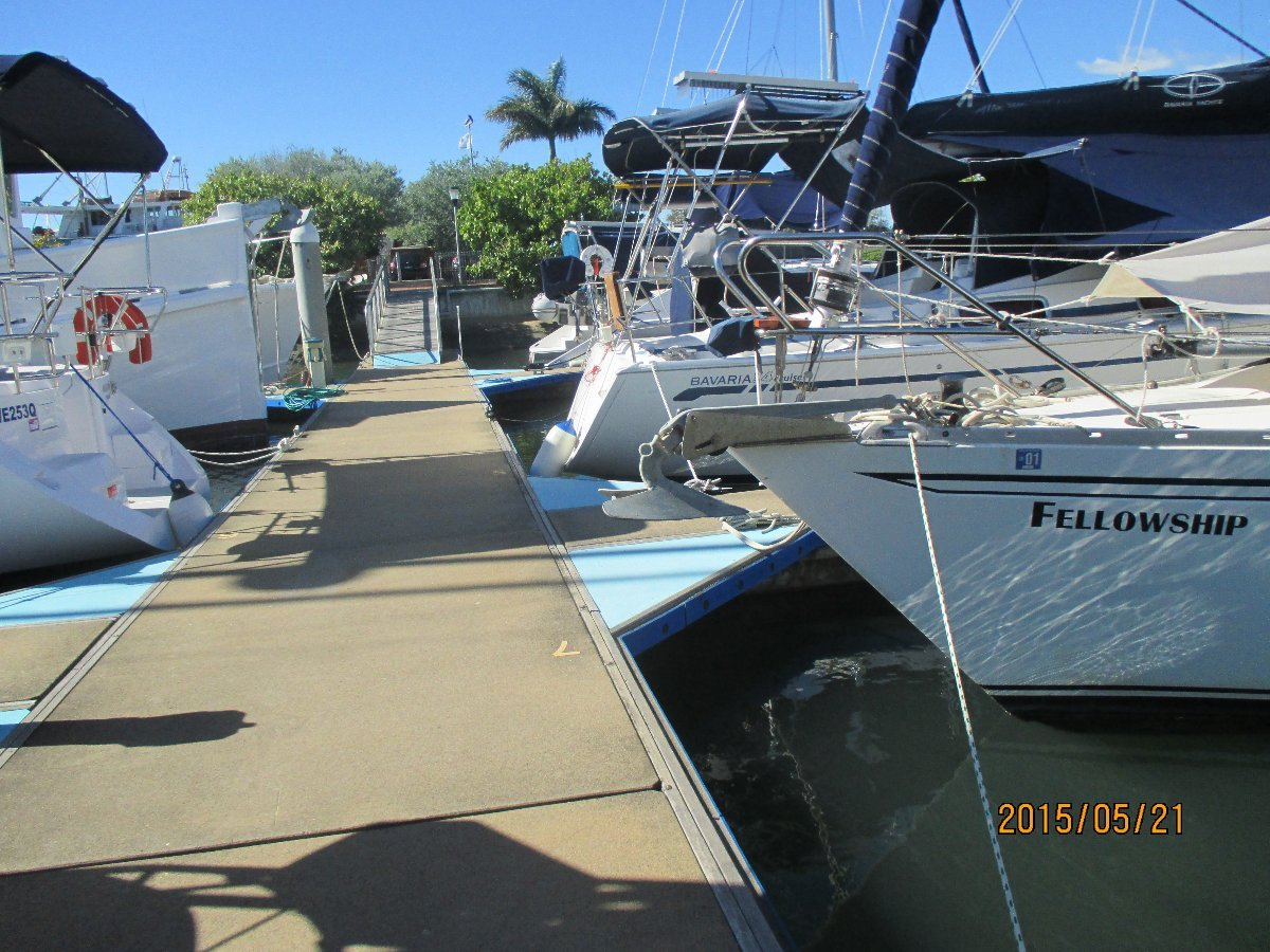 Mooring for Sale, Manly, Brisbane:Mooring on E row no.7