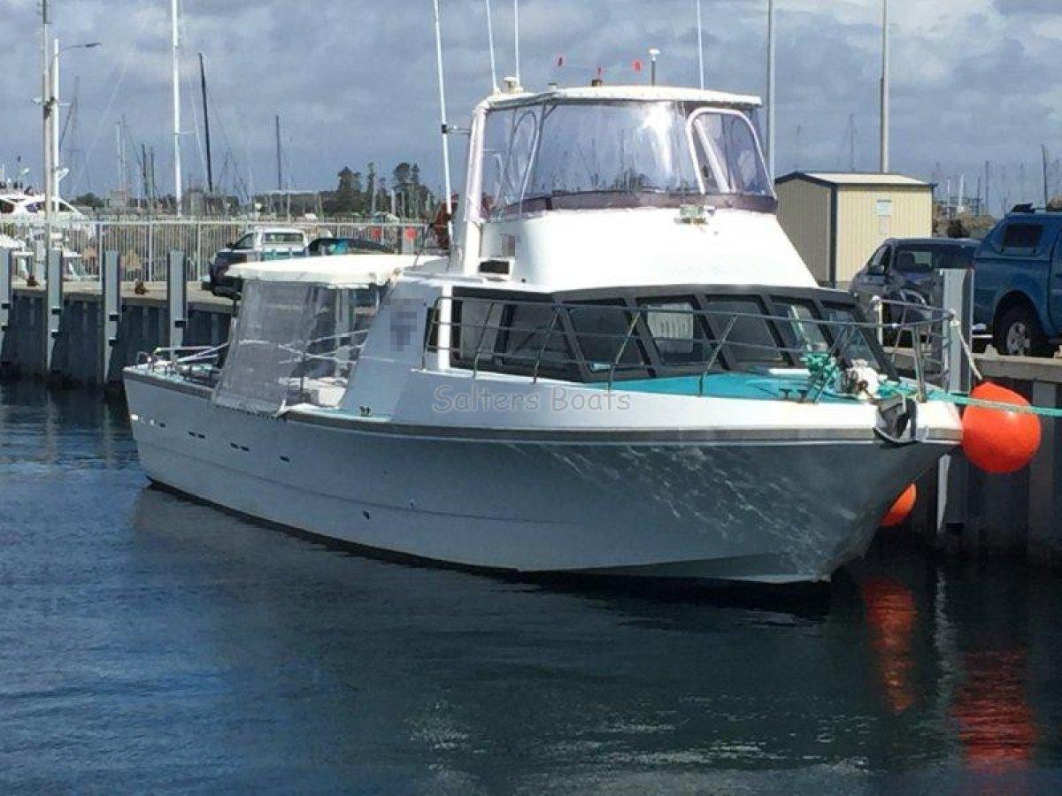 Harriscraft 55' Commercial Charter Vessel