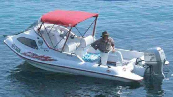 New Mac 570 Fisherman