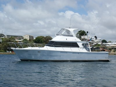 Randell 48 Flybridge Cruiser In Immaculate Condition