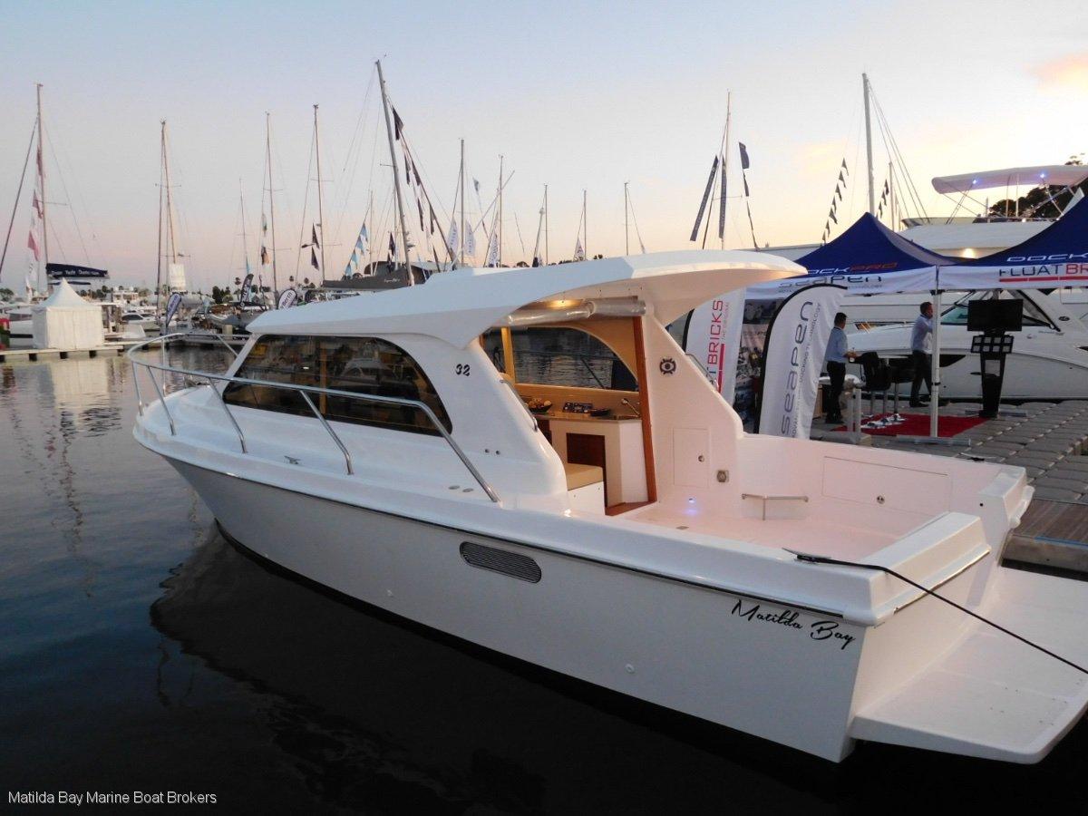 Matilda Bay 32 Sedan