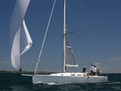 J Boats J/122 Racer Cruiser - International IRC Winner- Click for more info...