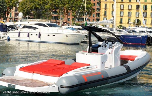 Pirelli Pzero 1100 Sport Super Yacht Tenders