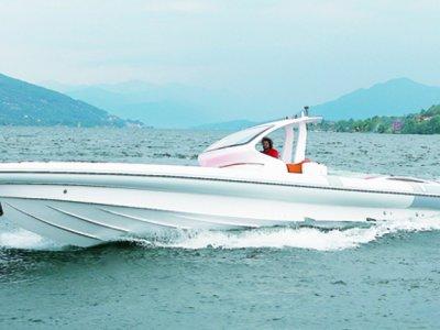 New Pirelli Pzero 1400 Sport Open Deck Super Yacht Tenders