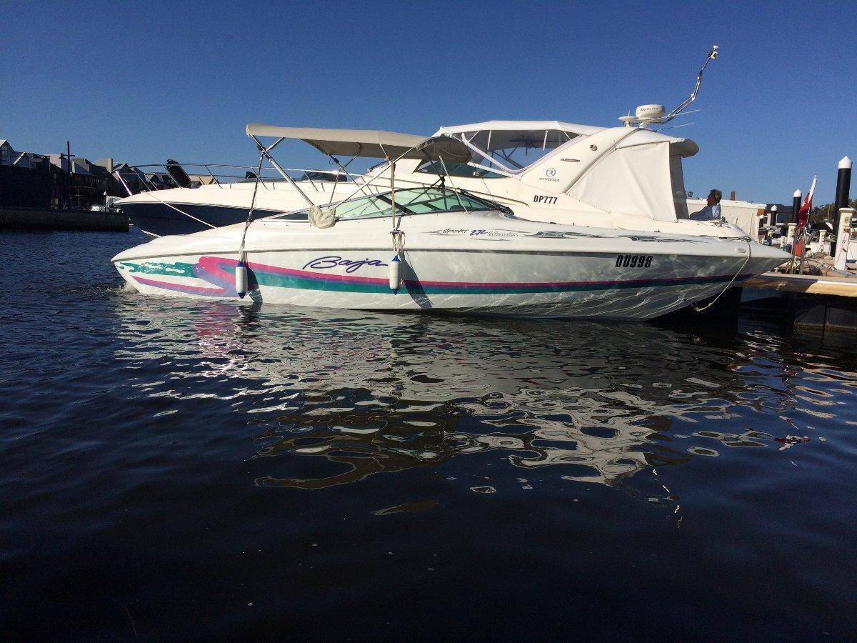 Baja Islander 272 Bowrider