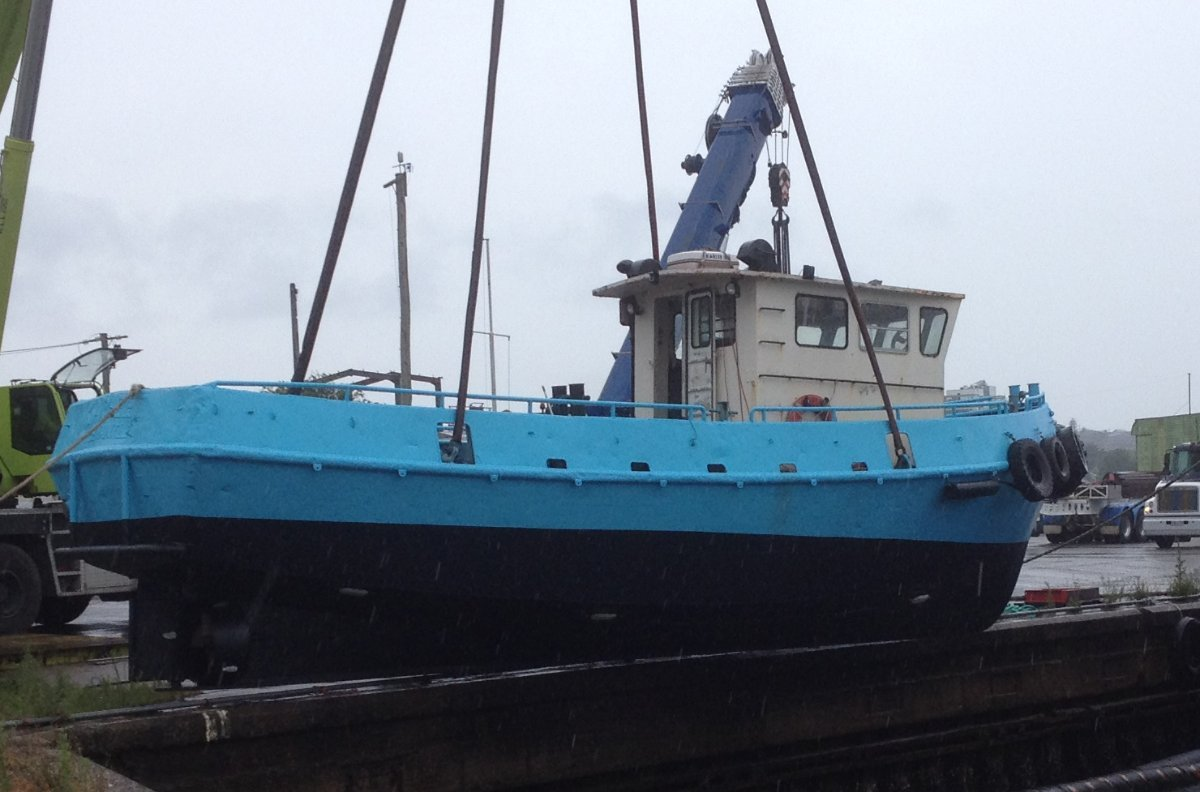14m 4.5TBP Tug / Crew Transfer Vessel for Sale