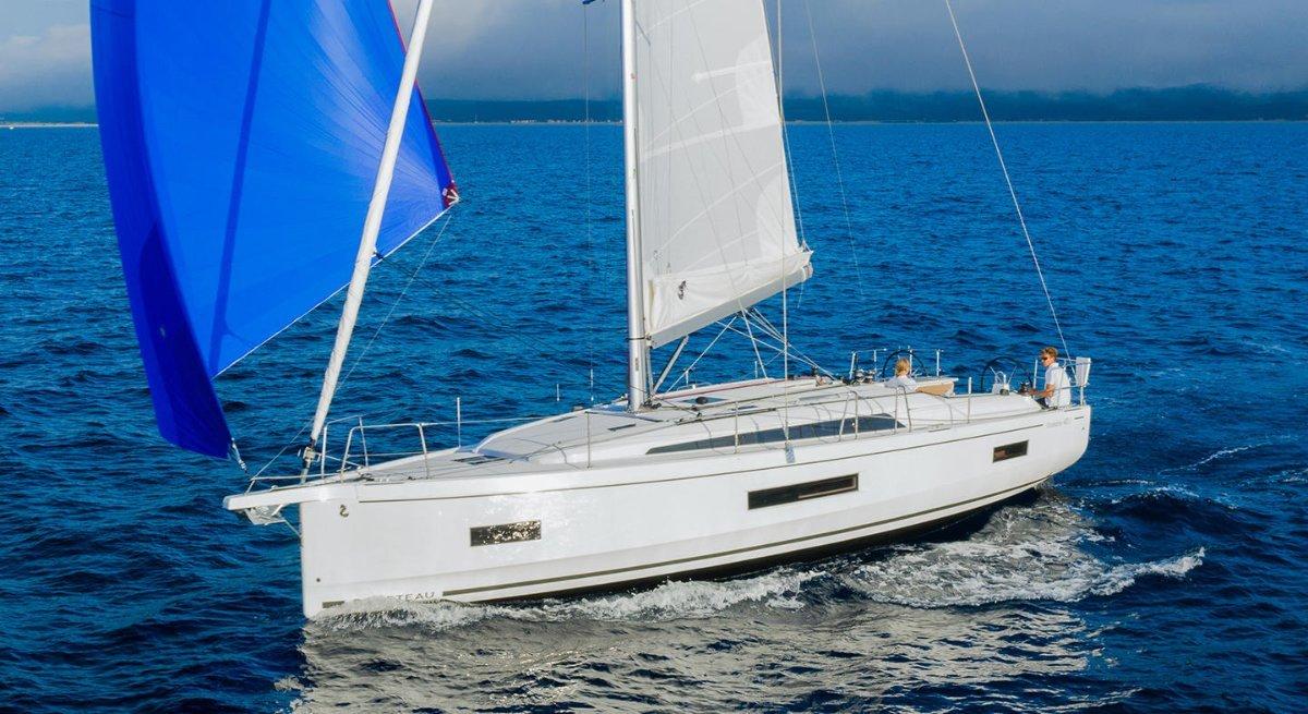 Beneteau Oceanis 411:Oceanis 41.1