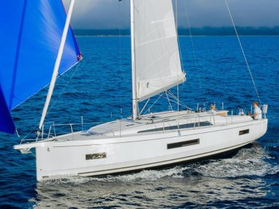 New Beneteau Oceanis 411:Oceanis 41.1