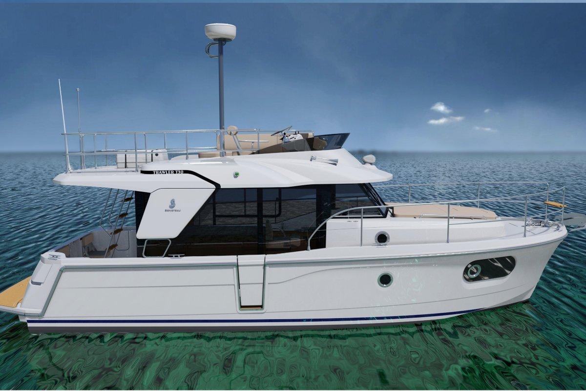 Beneteau Swift Trawler 30:Swift  Trawler 30