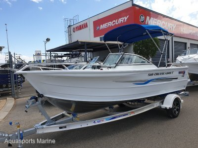 Quintrex 510 Cruiseabout Bowrider