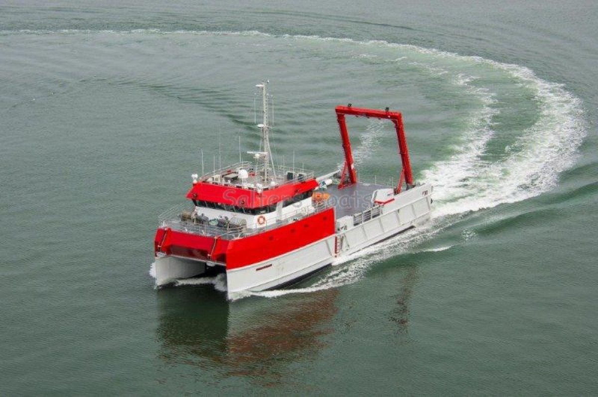 34m x 11m NEW Multipurpose Commercial Catamaran
