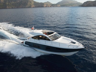 New Fairline Targa 48 Open