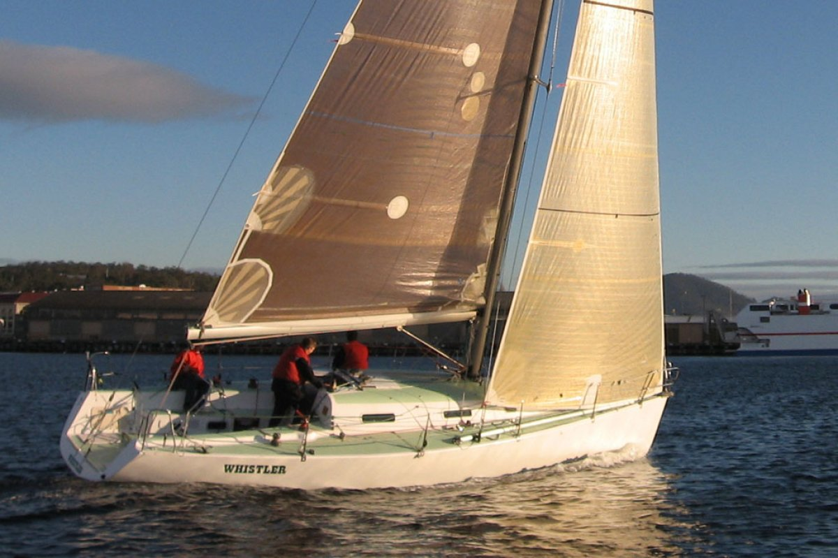 Murray Burns & Dovell 36 'Whistler'