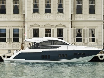 New Fairline Targa 50 Gran Turismo
