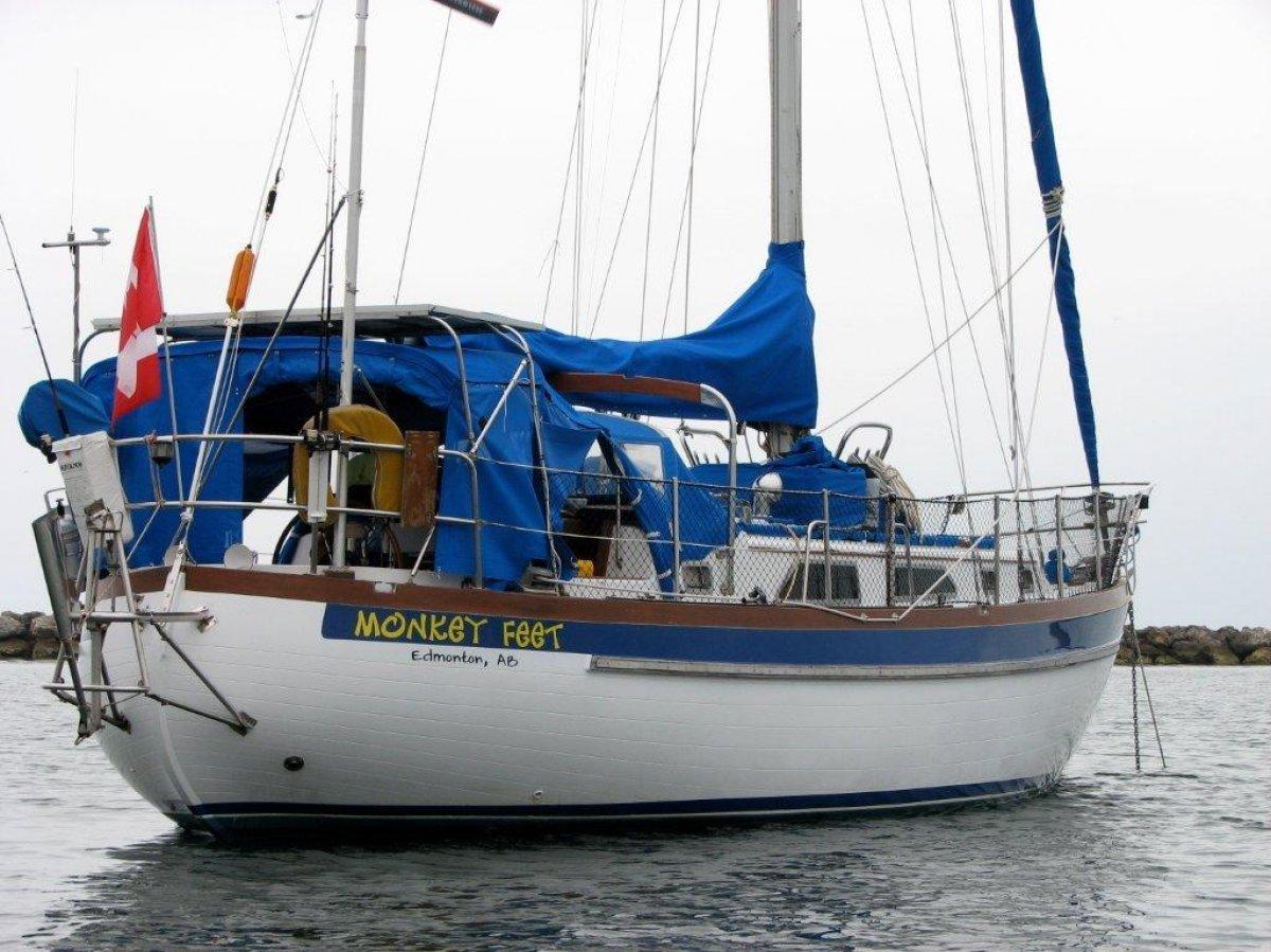 Slocum 43 Cruising Cutter