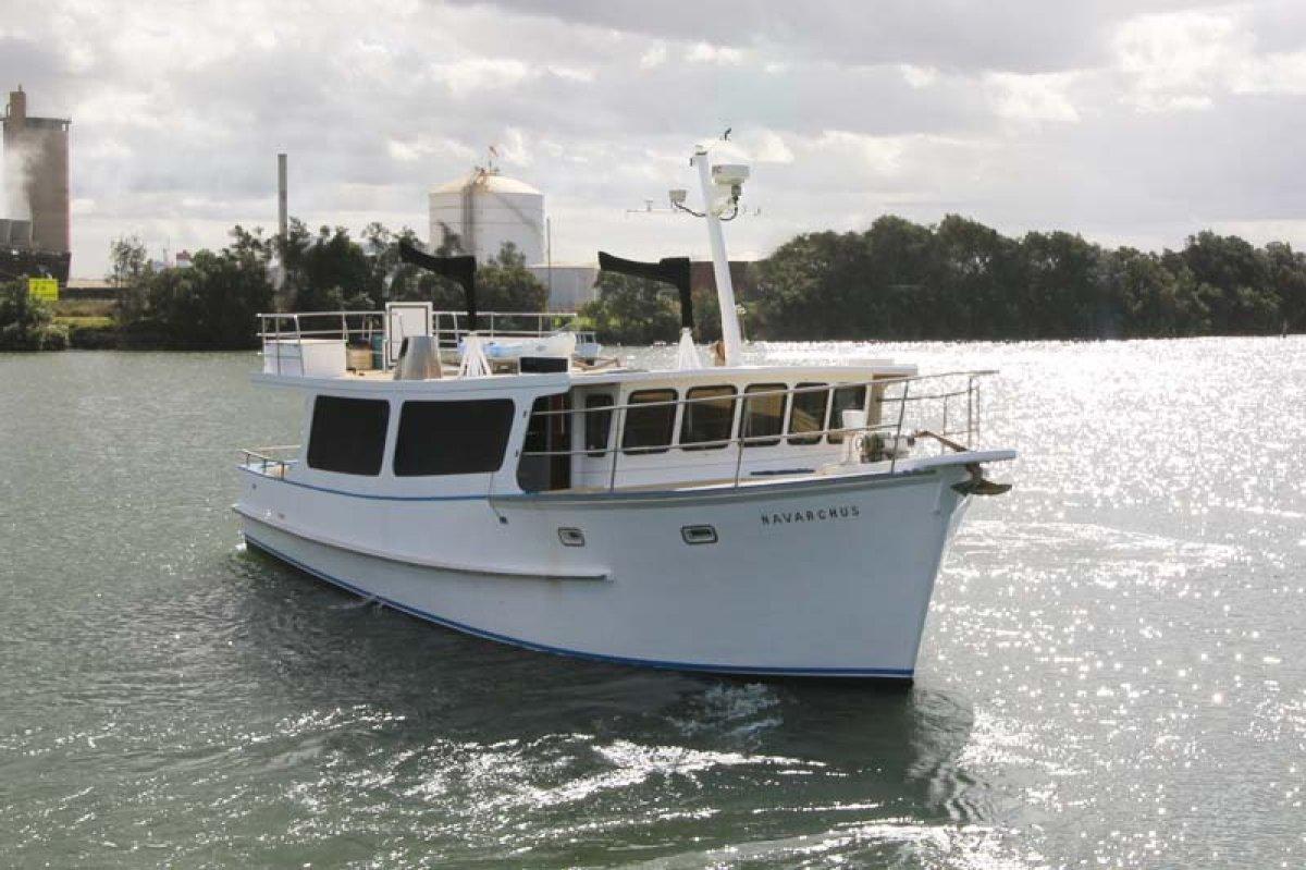 Fred Fleming 50 Motor Cruiser