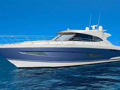 New Riviera 5400 Sport Yacht