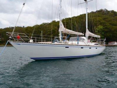 Roper 57 Schooner Blue Water Passagemaker