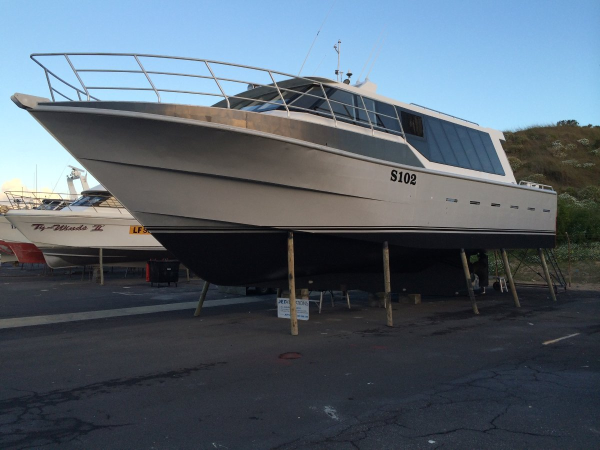 Colin Smith Boat Builders 17.2m Fishing Boat
