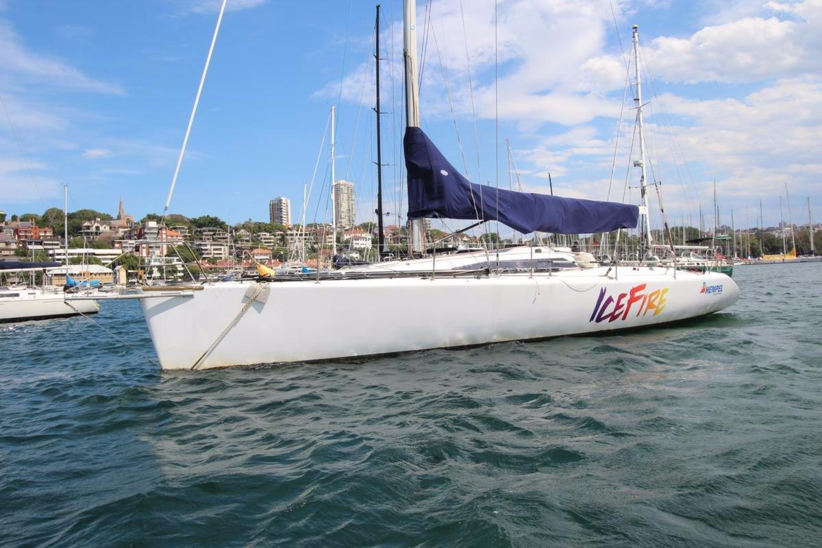 Mummery 45 Mummery 45 race boat