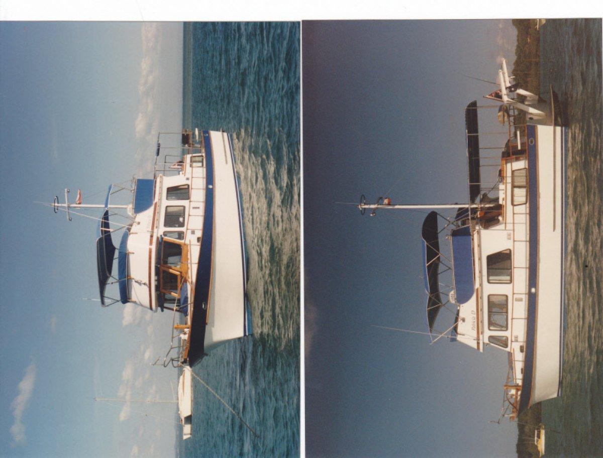 Blue Seas Flybridge