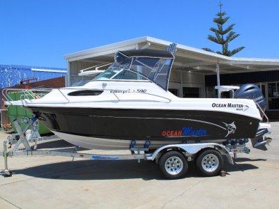 New Ocean Master 590 Enterprise