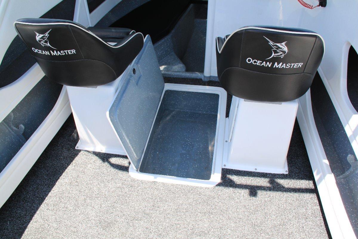 Ocean Master 590 Enterprise