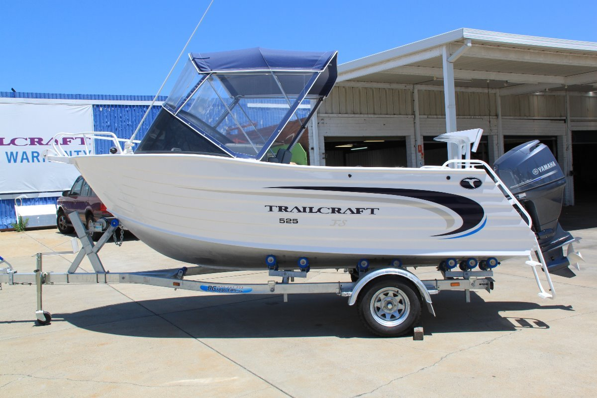 Trailcraft 525 Runabout - SPECIAL 2016 FACTORY REBATES!!!