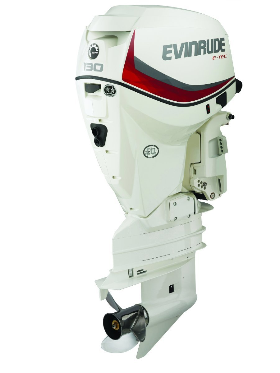 Evinrude Etec 130hp Brand New Fitted