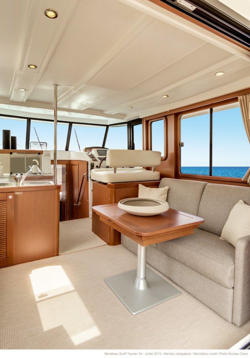 Beneteau Swift Trawler 34s