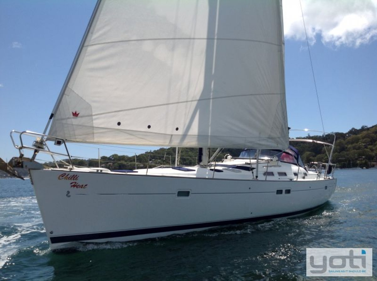 "Beneteau Oceanis 473 - Commodore Edition ""Clipper Model"""