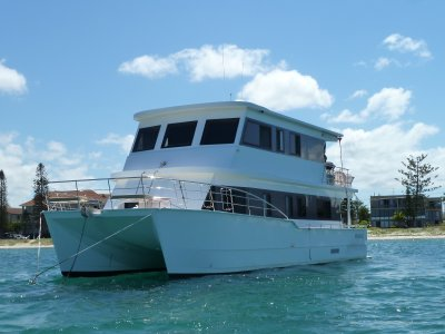 Eagle Catamaran Home Cruiser 15.5M