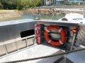 Custom 45ft Aluminium Cat Hulled Barge