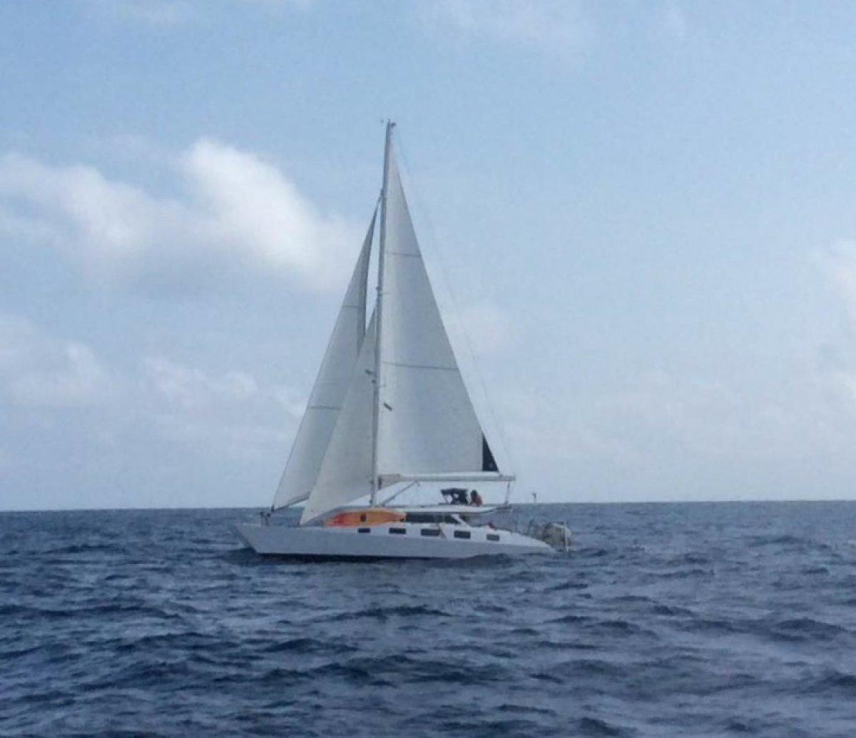 Kelsall Catamaran 52