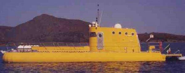 18.5m Underwater Viewing Tourism Vessel
